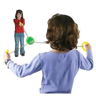 3pcs Jumbo Speed Balls Through Pulling The Ball Indoor And Outdoor Games Kids Toy Gift