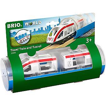 Brio World - Tunnel og reisetog