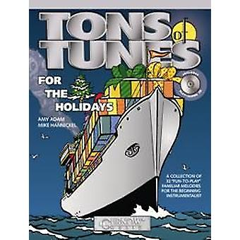 Tonsvis af Tunes For The Holidays Music Book for klarinet