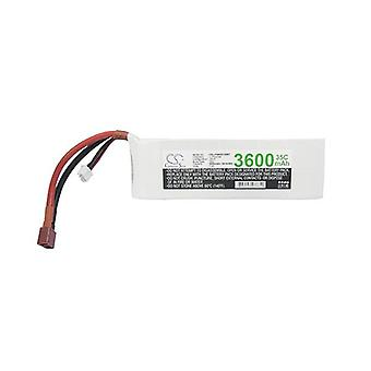 Cameron Sino Lp3602C35Rt Battery Replacement For Rc