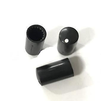 Potentiometer Knop Gekartelde Hole Matching Hat