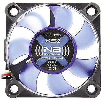 Noiseblocker BlackSilent Fan XS2 - 50mm (4000rpm)