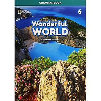 Wonderful World 6: Grammar Book