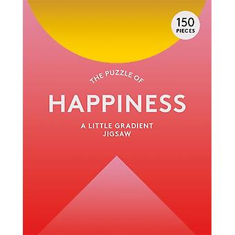 The Puzzle of Happiness  A Little Gradient Jigsaw by Therese Vandling & Susan Broomhall
