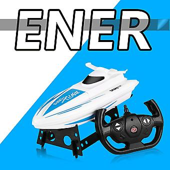 4ghz 4ch High Speed Model Rc Boat Water Cooling Remote Control Racing Boat