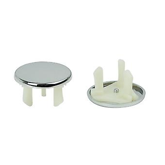Assoeted Artistic Sink Overflow Spare Cover Chrome Trim Bathroom Ceramic Basin