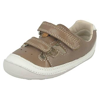 Drenge Clarks Casual sko første lille dreng