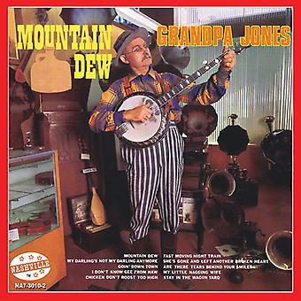 Grandpa Jones - Mountain Dew [CD] USA import