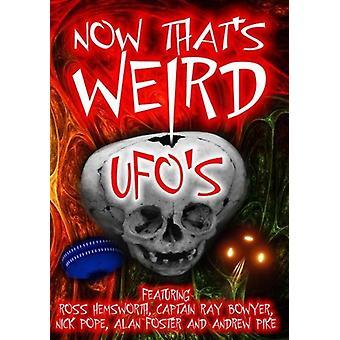 Now Thats Weird-Ufos [DVD] USA import