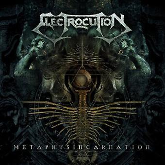 Electrocution - Metaphysincarnation [CD] USA import