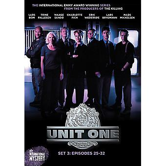 Unit One: Series 3 [DVD] USA import