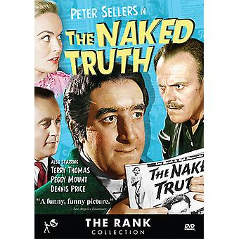 Naked Truth (Aka Your Past Is Showing) [DVD] USA import