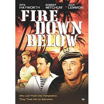 Fire Down Below [DVD] USA import