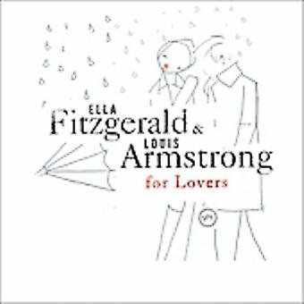Fitzgerald/Armstrong - Ella & Louis for Lovers [CD] USA import