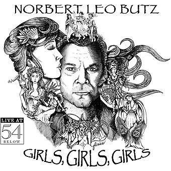 Norbert Leo Butz - Girls Girls Girls - Live at 54 Below [CD] USA import