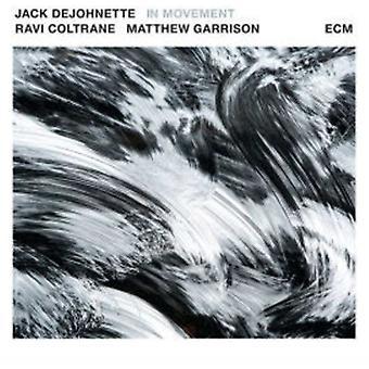 DeJohnette/Coltrane / - i rörelse [CD] USA import