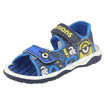 Boys Despicable Me Sports Sandal Fraser