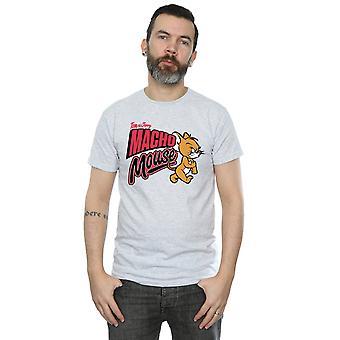 Tom och Jerry mäns Macho mus T-Shirt