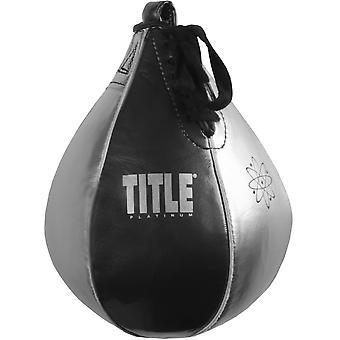 Tytuł boksu Platinum Atomic Pro Speed Bag