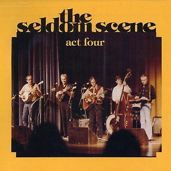 Seldom Scene - Act IV [CD] USA import