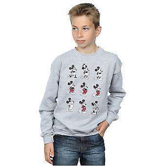 Disney Boys Mickey Mouse Evolution Sweatshirt
