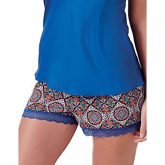 Chico multicolor motivo pijama Pijama corto de Francia 18024-181-018 Femenil