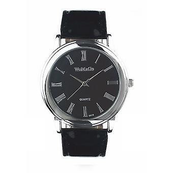 Mens Smart Business Watch With PU Leather Strap BGWAWOMBLA1
