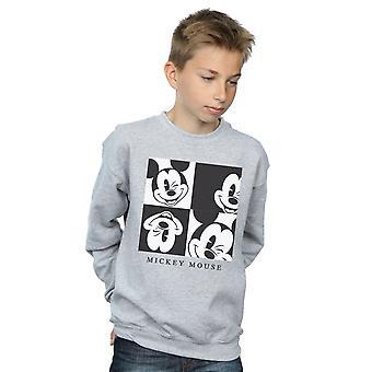 Disney Boys Mickey Mouse Wink Sweatshirt