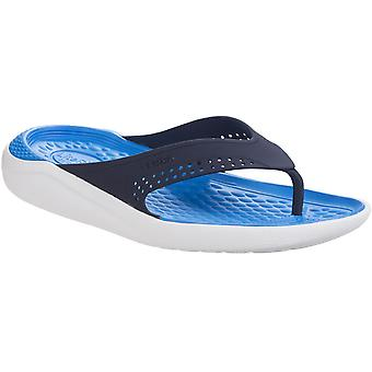 Crocs Mens LiteRide Lightweight Durable Comfortable Beach Flip Flops