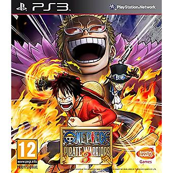 One Piece Pirate Warriors 3 (PS3)-nyt