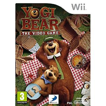 Yogi Björn (Wii)-fabriken förseglad
