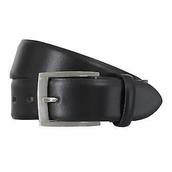 Ceintures de ceinture ceintures hommes LLOYD hommes cuir ceinture noire 6583