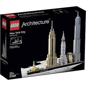 21028 לגו® אדריכלות ניו יורק סיטי