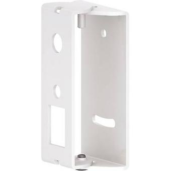 Speaker wall mount Suitable for SONOS PLAY:1 Swivelling Distance to wall (max.): 3 cm Hama White 1 pc(s)