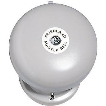 Friedland 581070 Bell toestel 24 V (max) 100 dBa grijs