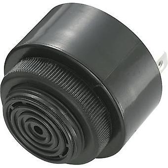 KEPO KPI-G4320-6299 Piezo buzzer Noise emission: 80 dB Voltage: 12 V Continuous acoustic signal 1 pc(s)