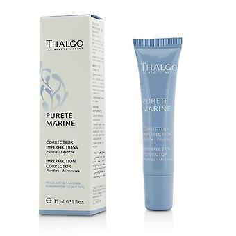 Thalgo Purete Marine Imperfection Corrector - For Combination To Oily Skin - 15ml/0.5oz