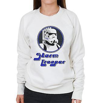 Original Stormtrooper 70s Retro Women's Sweatshirt