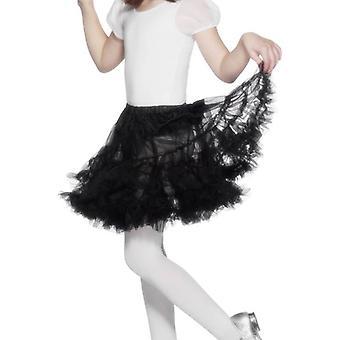 Smiffy's Petticoat Black