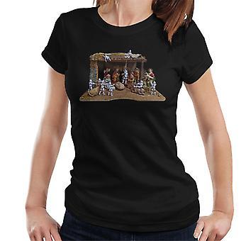 Original Stormtrooper Christmas Stormtivity Women's T-Shirt