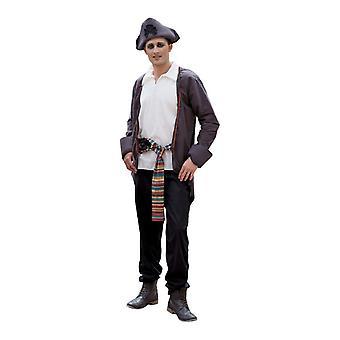 Pirat kostume hr. kostume søfarende pirat kostume mænd