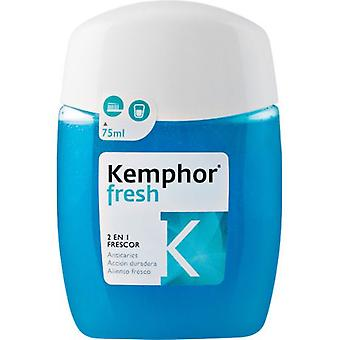 Kemphor Toothpaste with Elixir 2 in 1 Freshness 75 ml