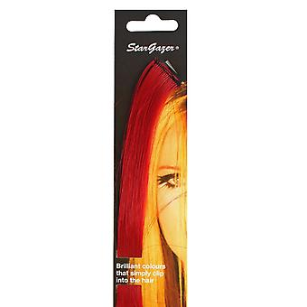 Stargazer Baby Hair Extension Red