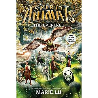 The Evertree by Marie Lu - 9780545535212 Book