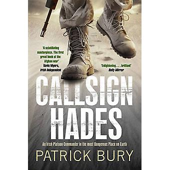 Callsign Hades door Patrick Bury - 9781849830607 boek