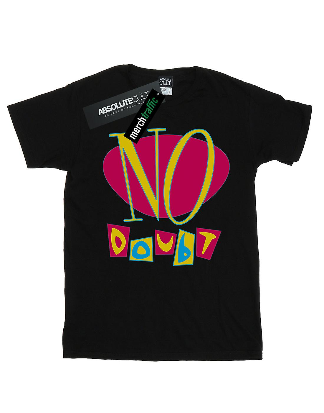 No Doubt Boys Tragic Kingdom Logo T-Shirt