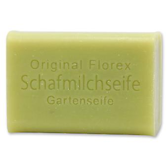 Florex sheep milk SOAP - garden SOAP - cleans very dirty hands with lanolin nurturing 100 g