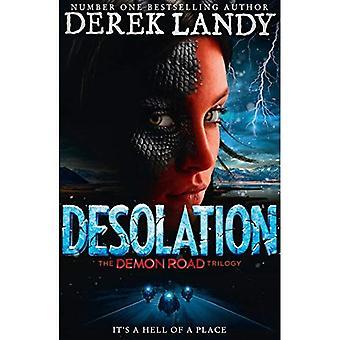 Desolation (Dämon Straße Trilogie, Buch 2)