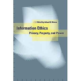 Informatie-ethiek: Privacy, eigendom, en macht