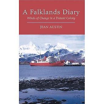 Un journal des îles Falkland: Vents du changement dans une colonie lointaine